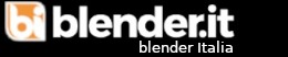 Blender Italia Logo