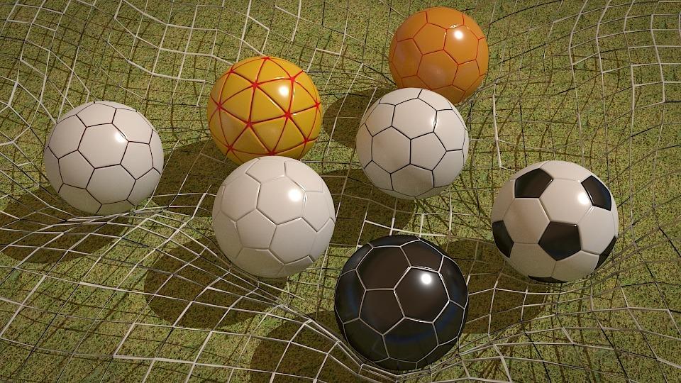 palloni in rete 12