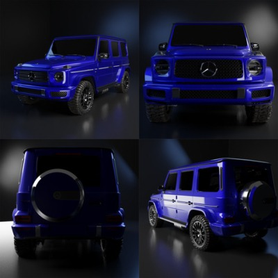 Mercedes Classe G
