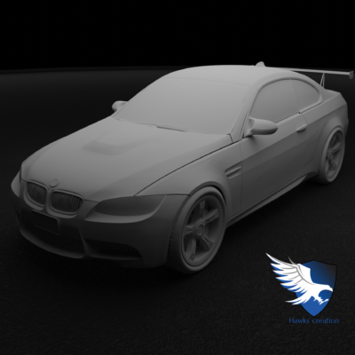 BMW E92 - NFS Most wanted