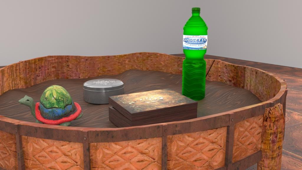Tavolino WIP
