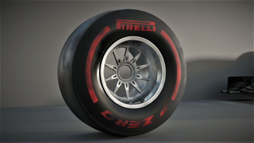 Pirelli f1 tyre 02