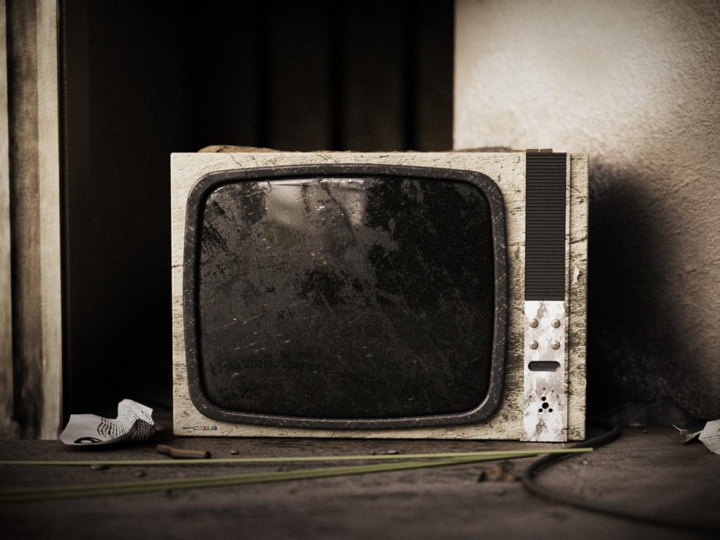 Abandoned Asylum _living room_