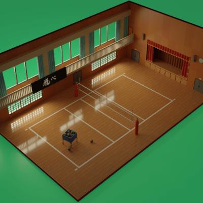karasuno-gym-from-anime-haikyuu