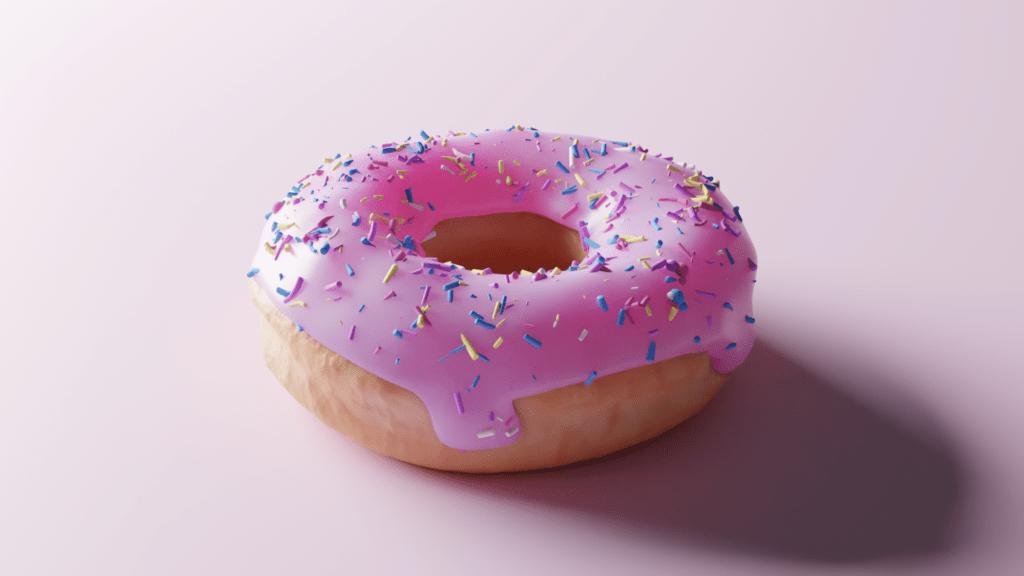 Donut_tutorial_blender_guru