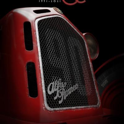 Alfa-Romeo 8C