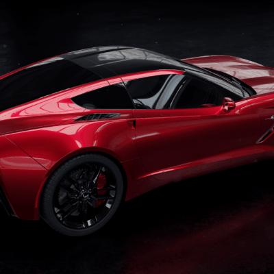 Corvette Sting Ray