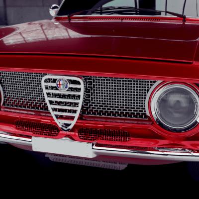 Alfa-Romeo - Giulia GTA Sprint