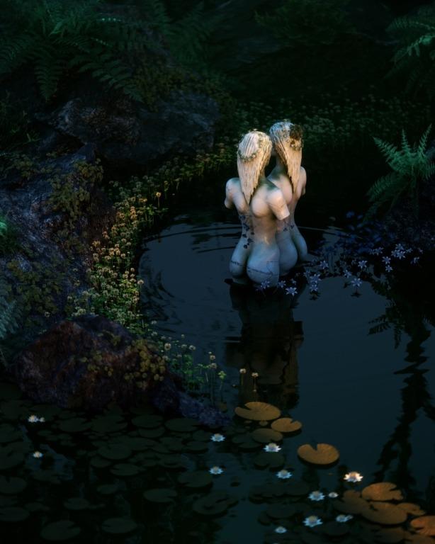 secret lake orencloud