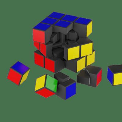 cuborubikesploso