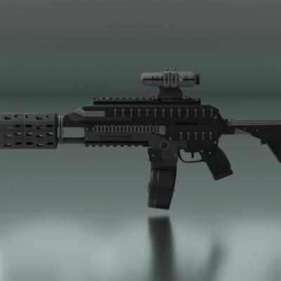 a-14-rifle