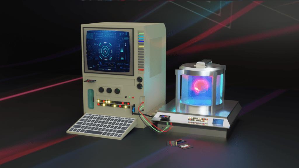 Micro generatore Materia Oscura2