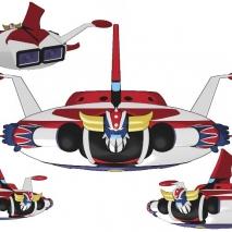 ufo-robot-goldrake-completo-di-disco