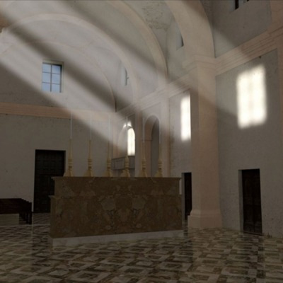 LA chiesa perduta di San Siro