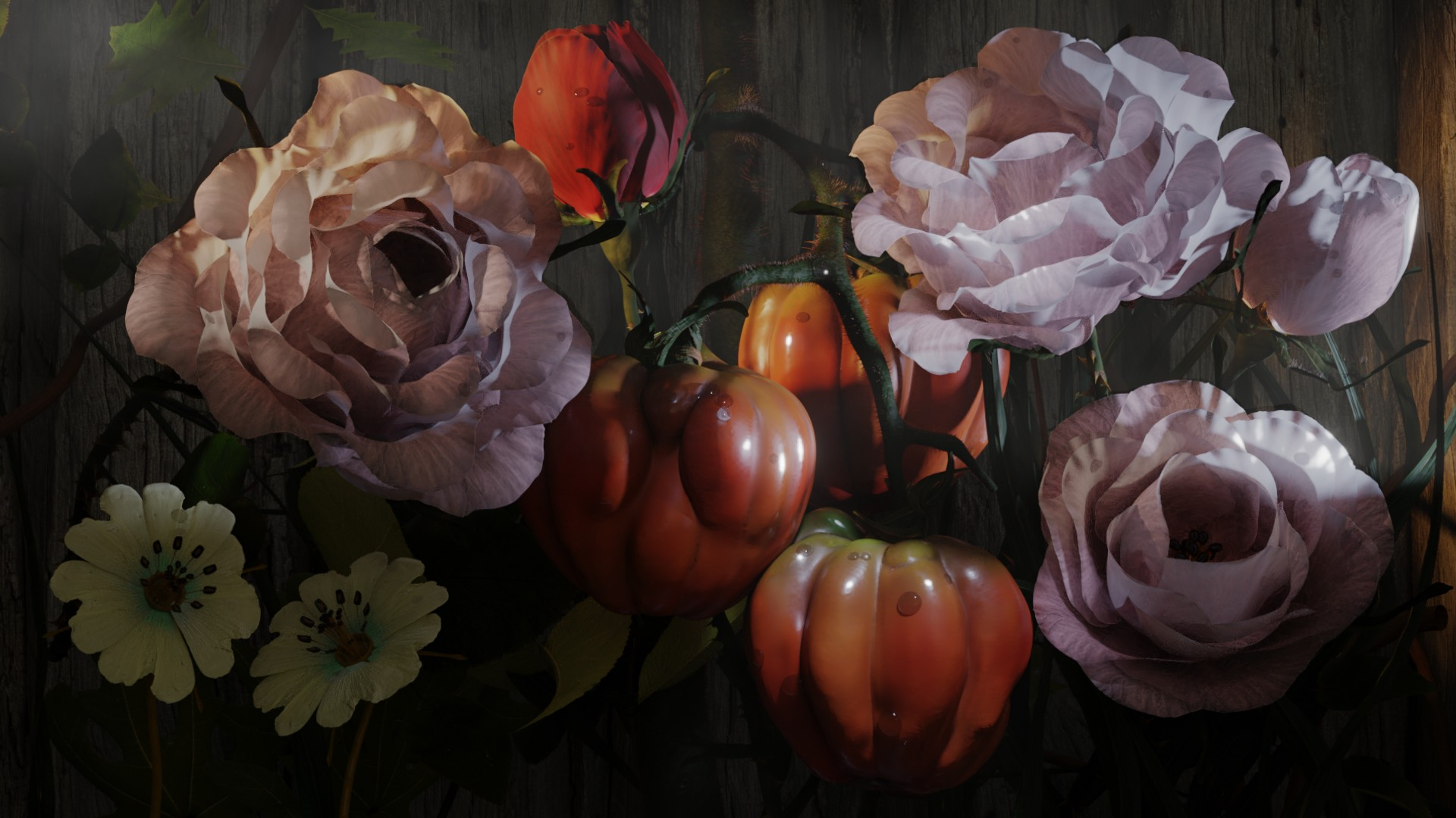roses-and-tomatoes
