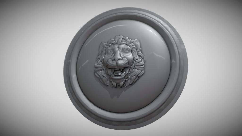 lion_basrelief