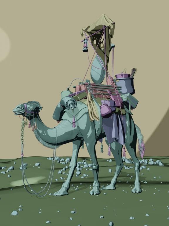 Camel_Random