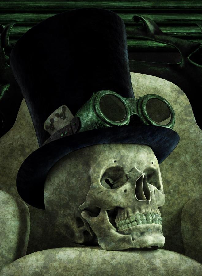 Klassic Baroque Steampunk - detail