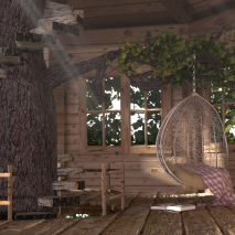 tree-house-interior