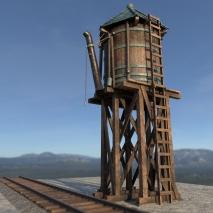 train-station-water-tank