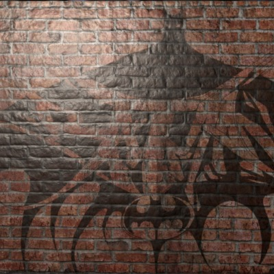 batman-wall