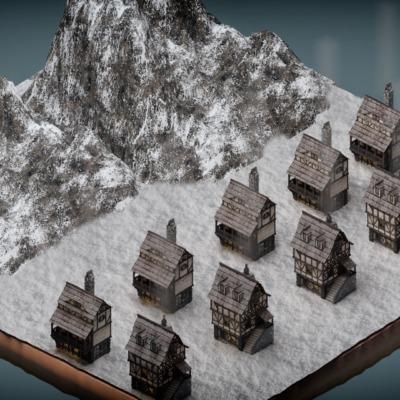 villaggio-1-game-scenery