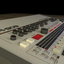 tr-909-blender