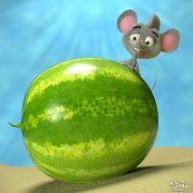 watermelon-lover