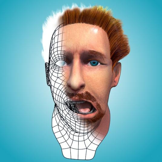 Photoreal Man5