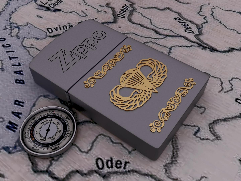 paracadutista-zippo