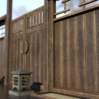 japanese-fence