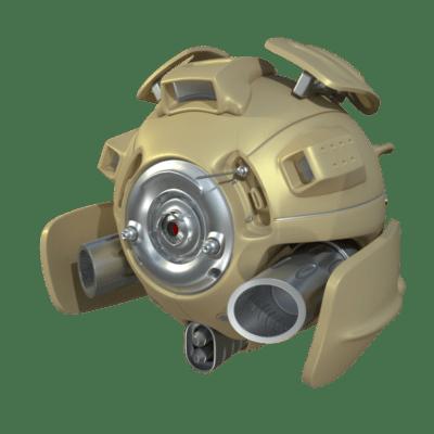 sfera-robot-frontale