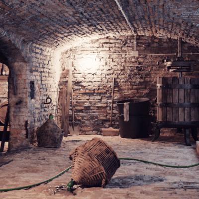 cellar