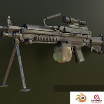 gun-machine-m249