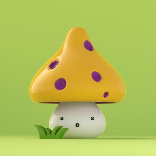 poisonous-mushroom