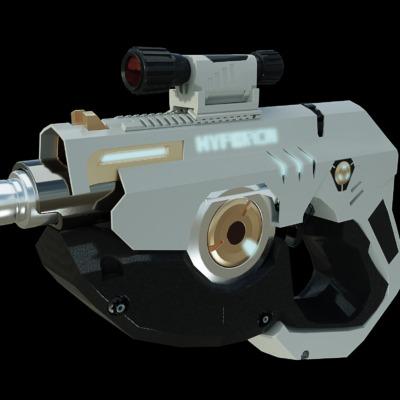 tracers-gun