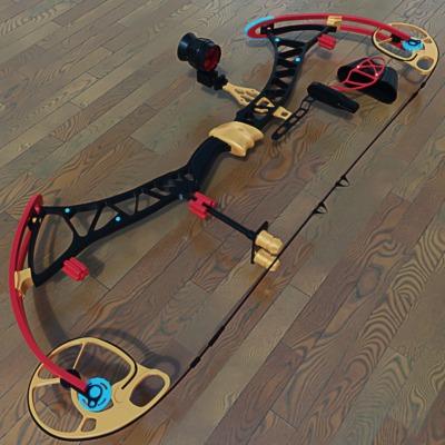 hunting-bow