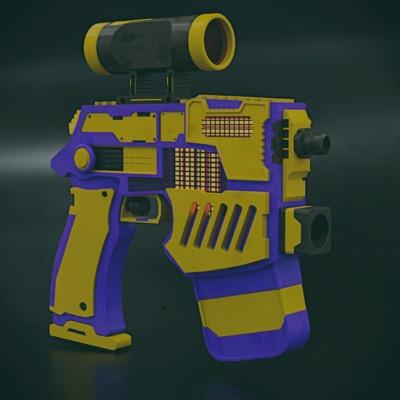 sci-fi-gun
