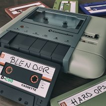 cassette-reader