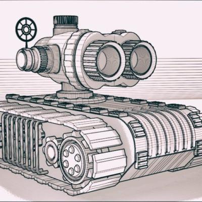 tank-wire