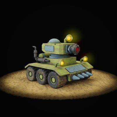 tanklaser