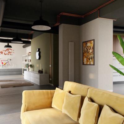 loft-corridoio