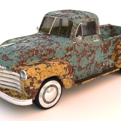 pickup-chevy-3100-render-1