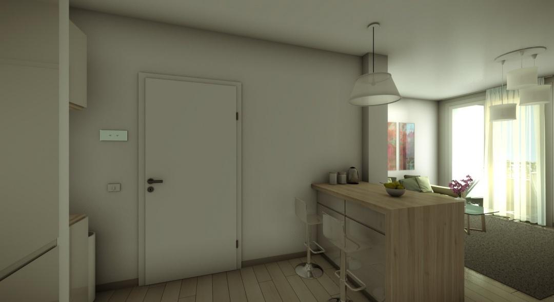 vista da cucina 1