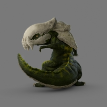 scull-drake