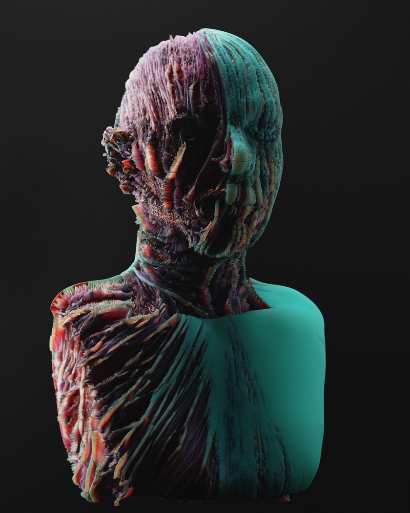 Retina Displacement