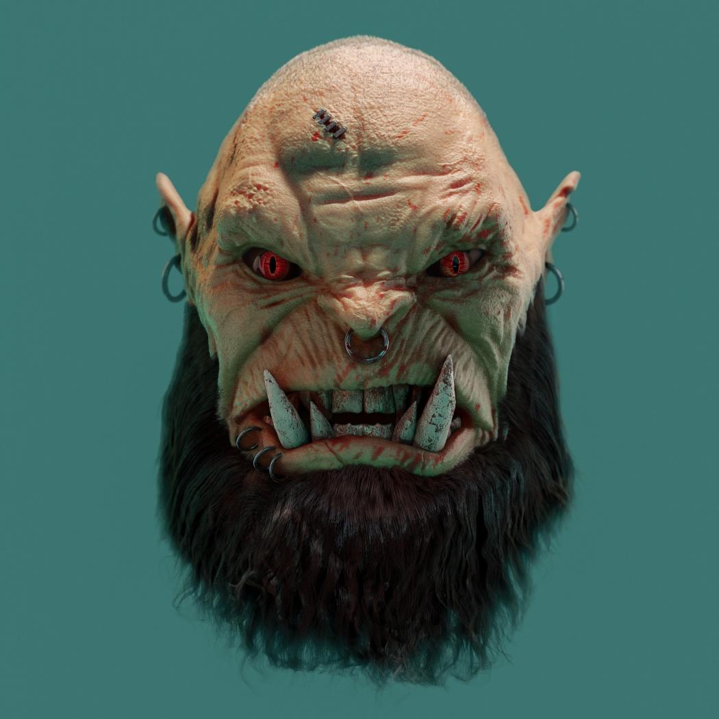 Angry Ogre