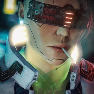 cyberpunk-girl