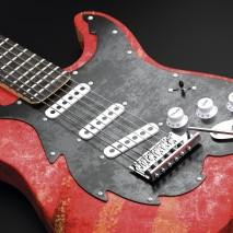 still-life-electric-guitar