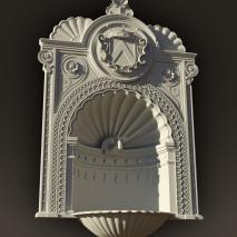 fountain_002_clay